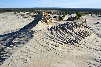 Walls of China 2, Lake Mungo