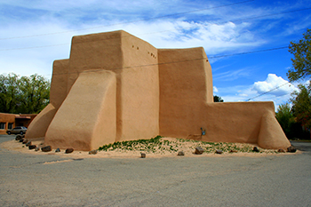 Ranchos Church, Taos
